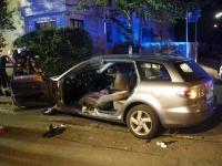 Verkehrsunfall - Juli 2013