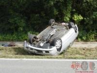 Verkehrsunfall - September 2012