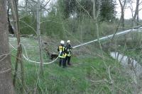 Lange Wegstrecke - April 2013