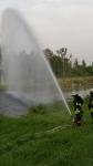 Wasserentnahme offenes Gewässer - Juli 2017