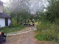 Wohnungsbrand - Juli 2013